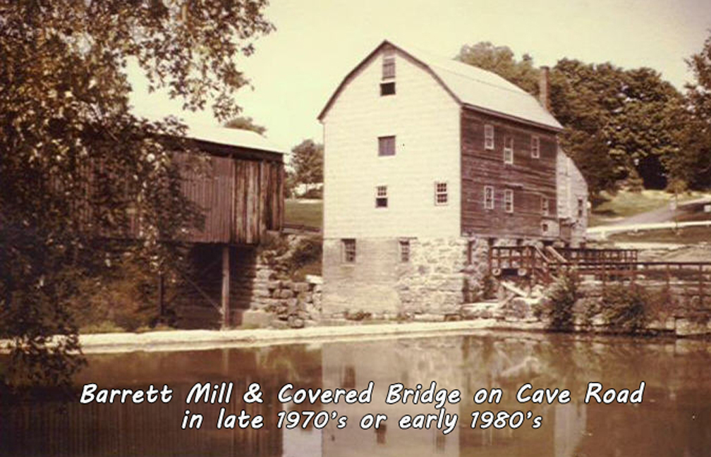 Barrett Mill & Covered Bridge
