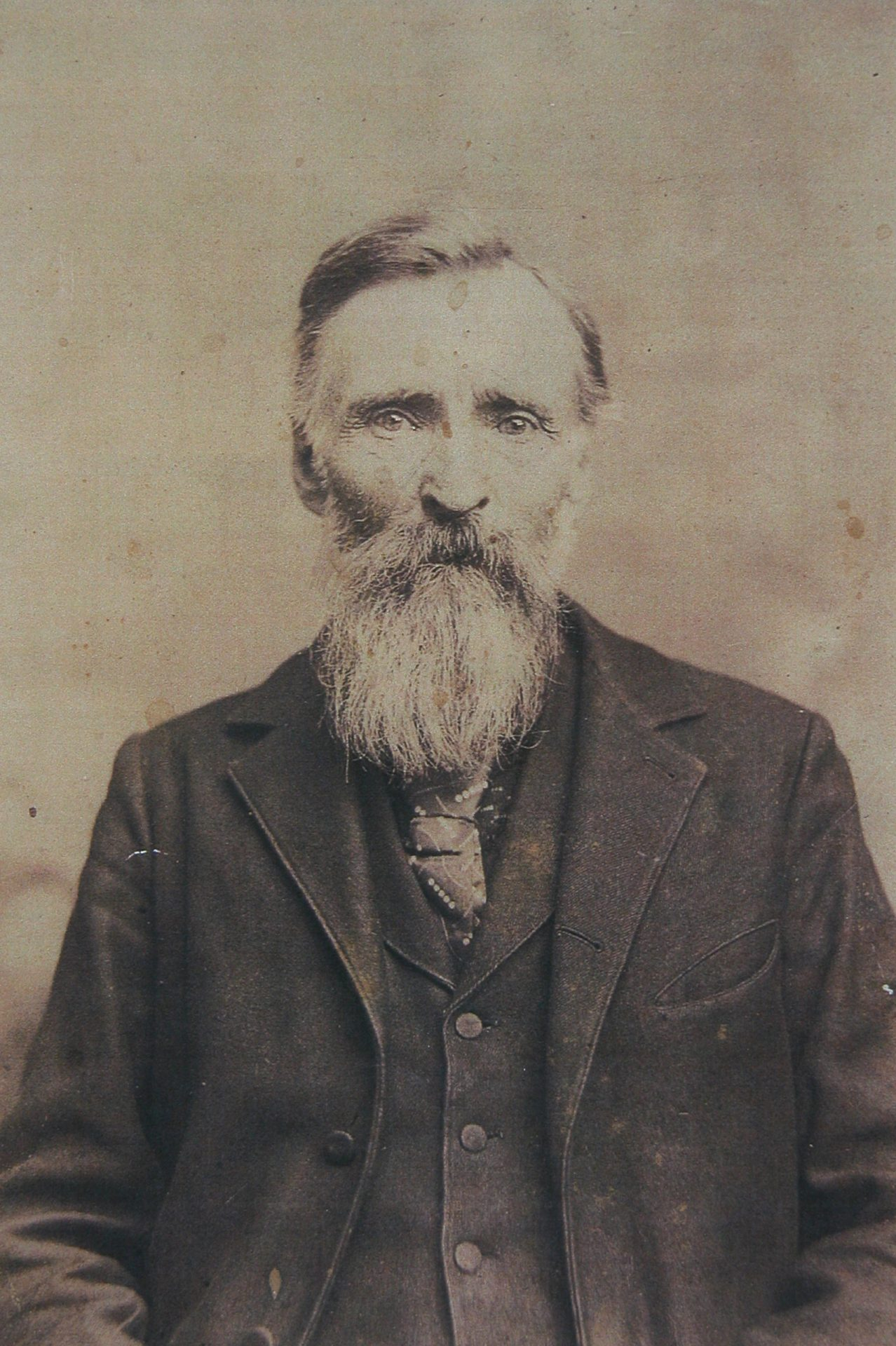William J Samson, John Samson's great grandfather.