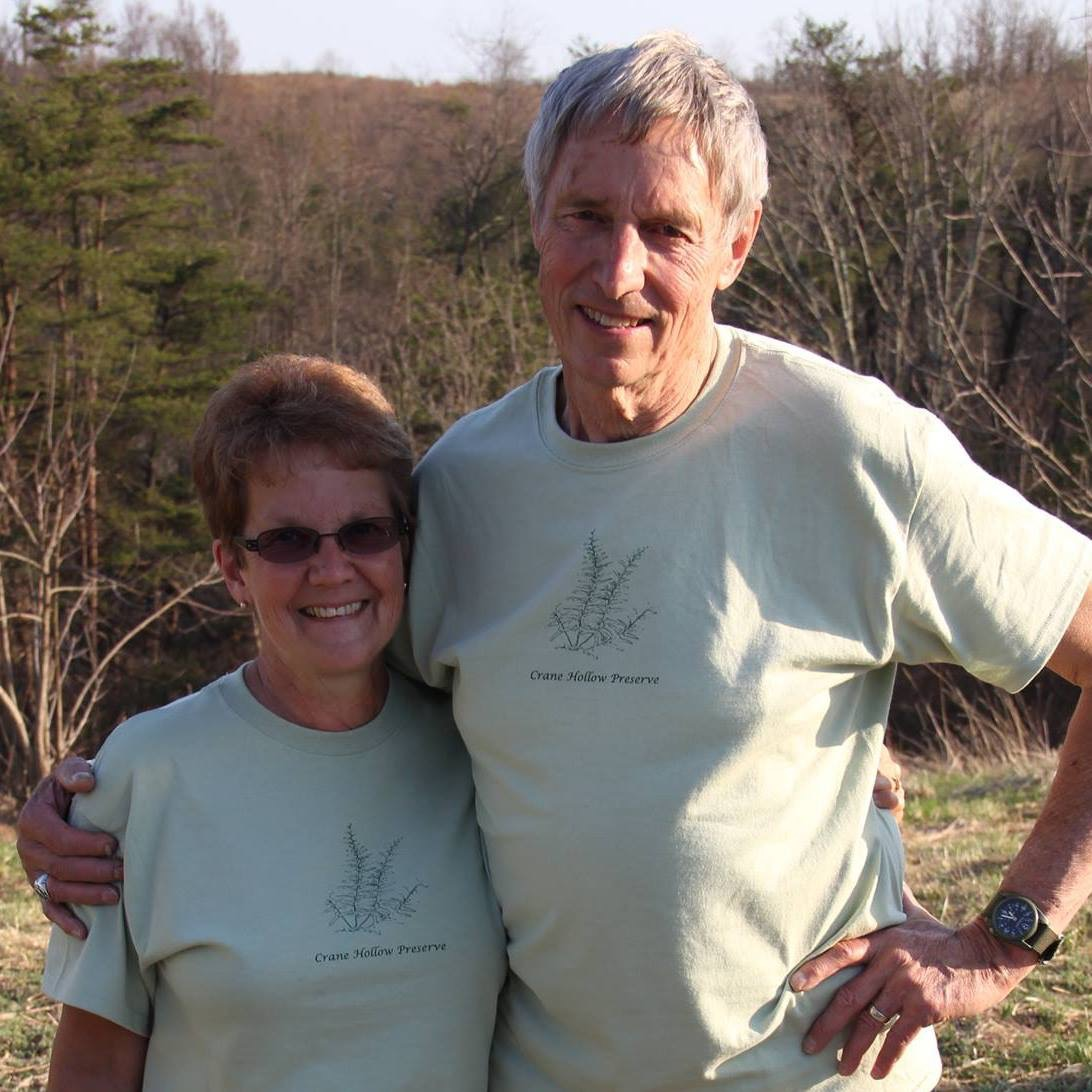 Paul & Cathy Knoop, Miller State Nature Preserve (Saturday & Sunday)